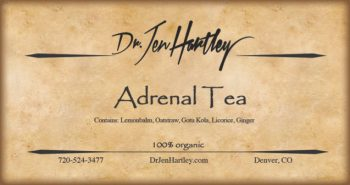 Adrenal Tea