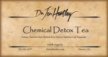 Chemical Detox Tea