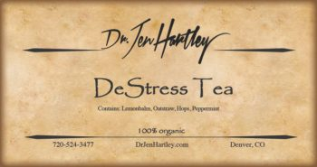DeStress Tea