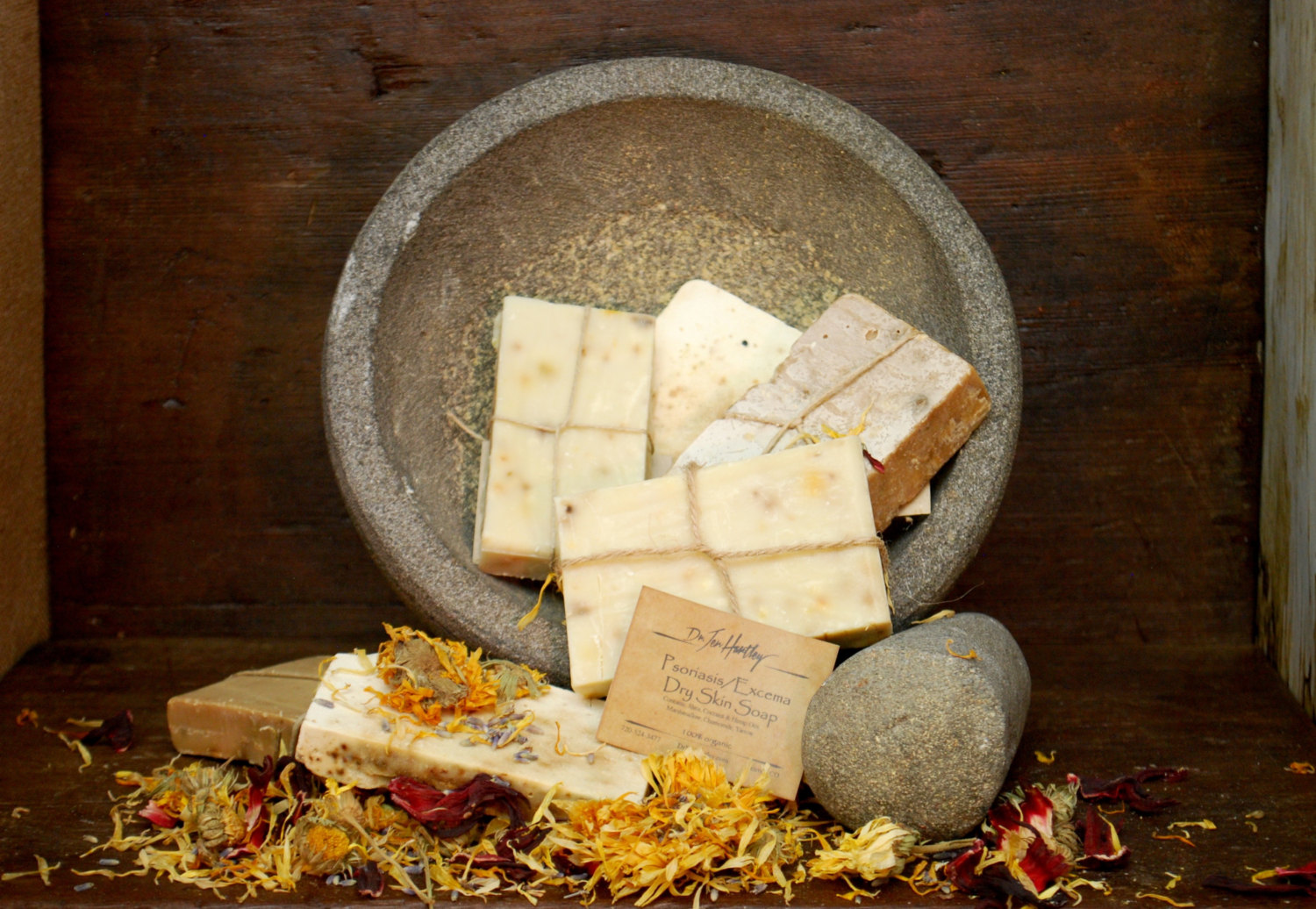 Psoriasis/Excema, Dry Skin Soap