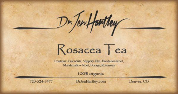 Rosacea Tea